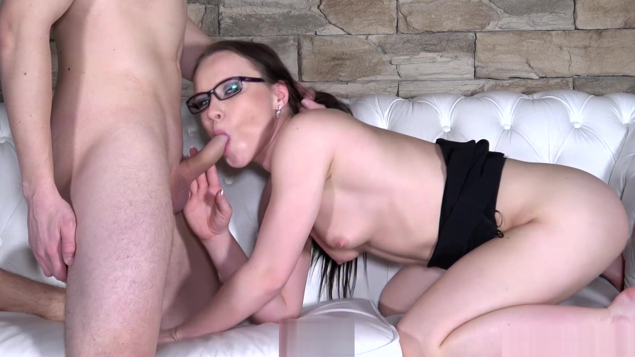 Wendy Moon testing newcomer who seems to be great before have to cum