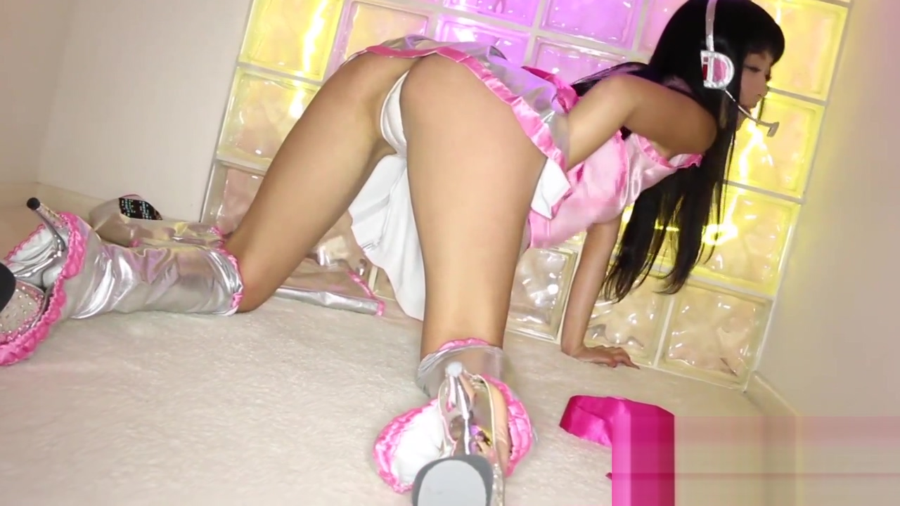DJ Marica strips and shows off her hot body Great Dane Lick