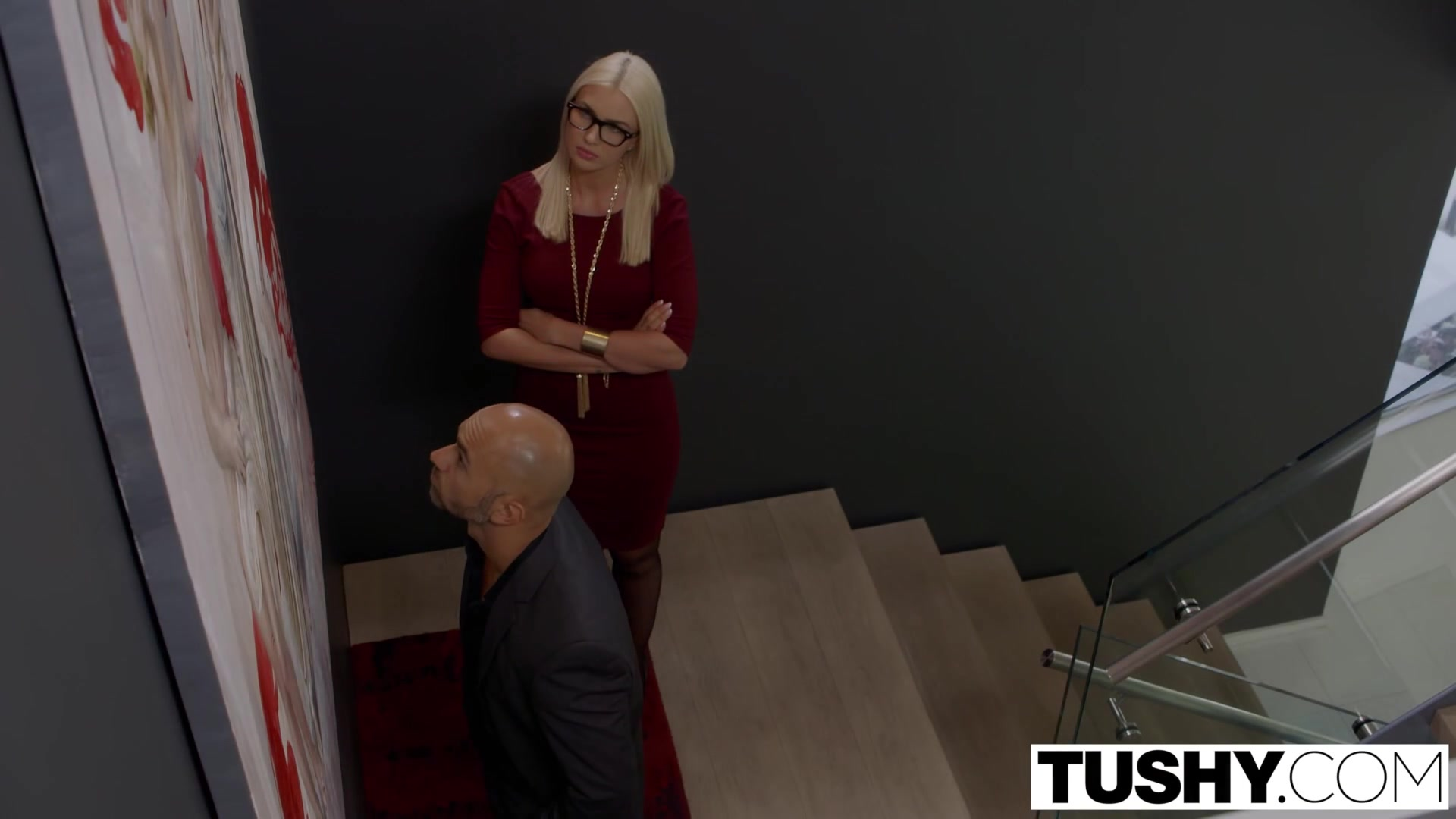 TUSHY Arty Babe Gigi Allens First Anal Registered sex offenders for free