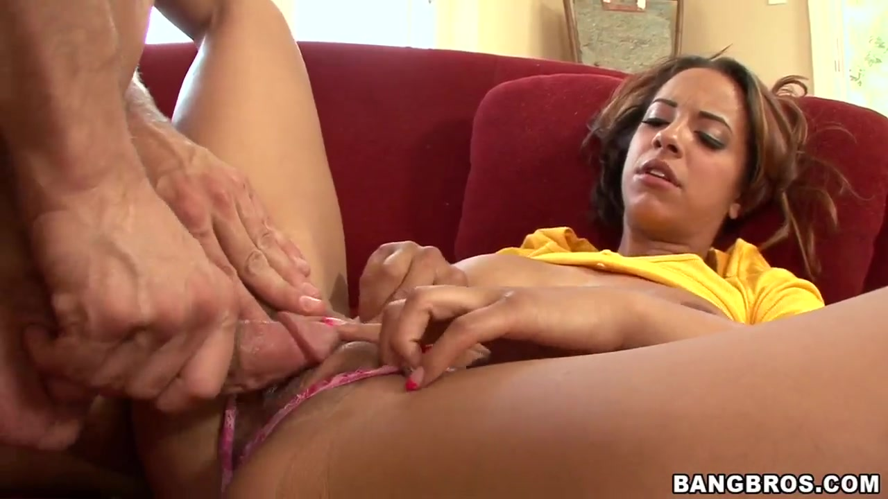 Beutiful girl Mulani Rivera shows tits and fuck with her boyfriend