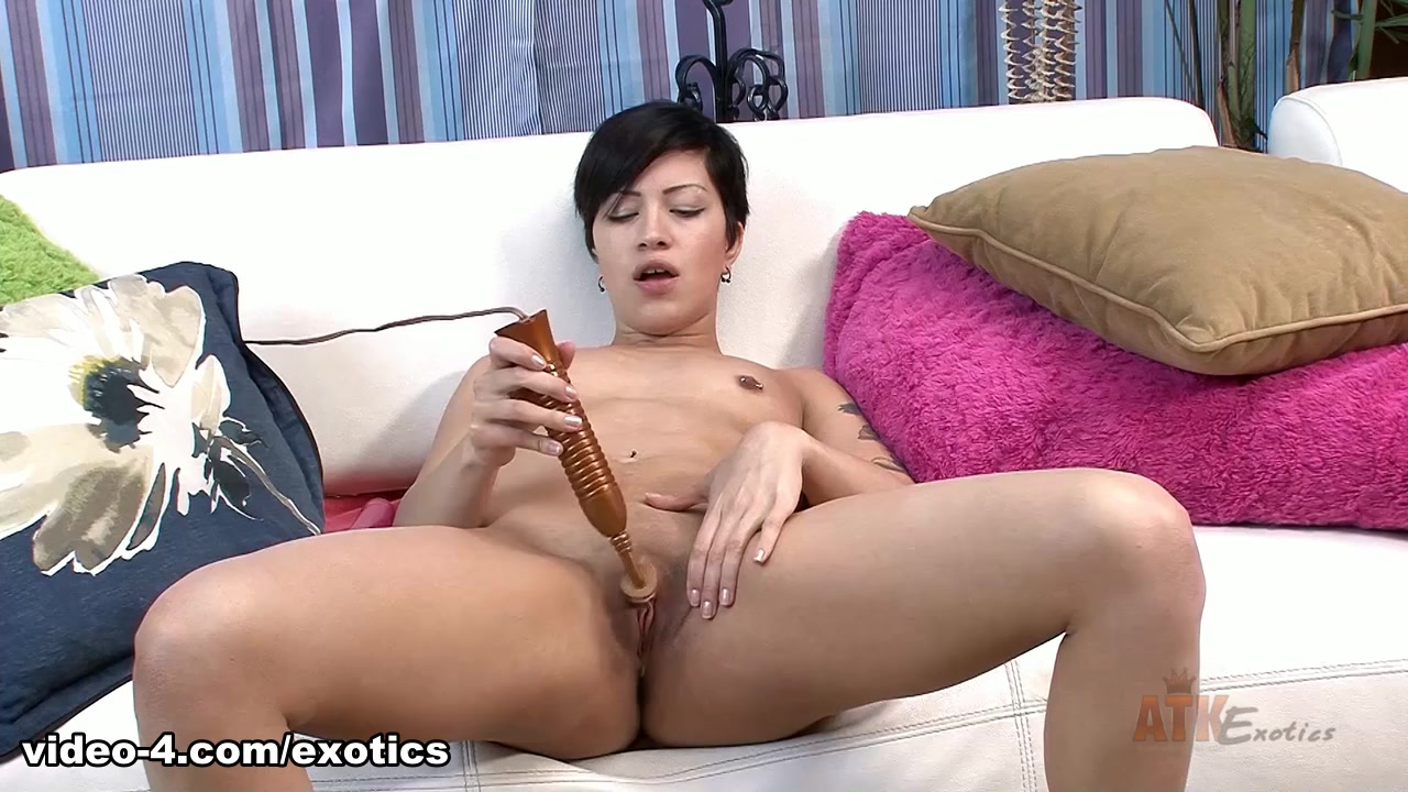 Crazy pornstar in Best Asian, Dildos/Toys adult clip