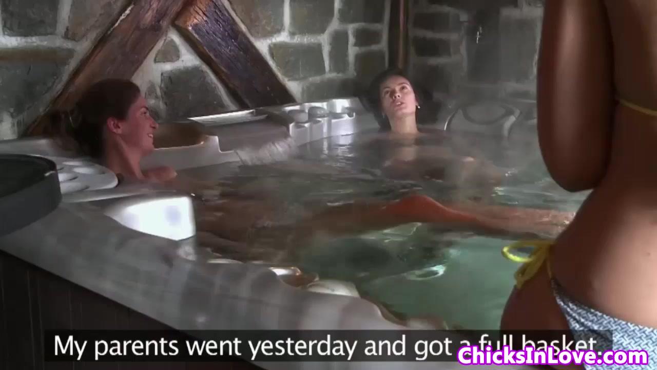 Sexc video Lesbi orge