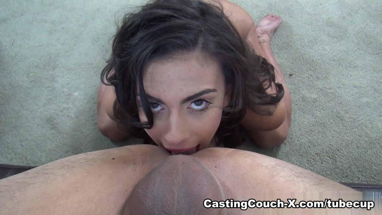 Incredible pornstar in Best Latina, Casting adult scene Cum filled hairy wife video