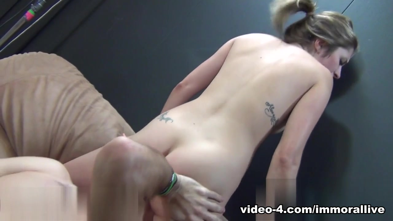 Pussy contractions threesome New porn