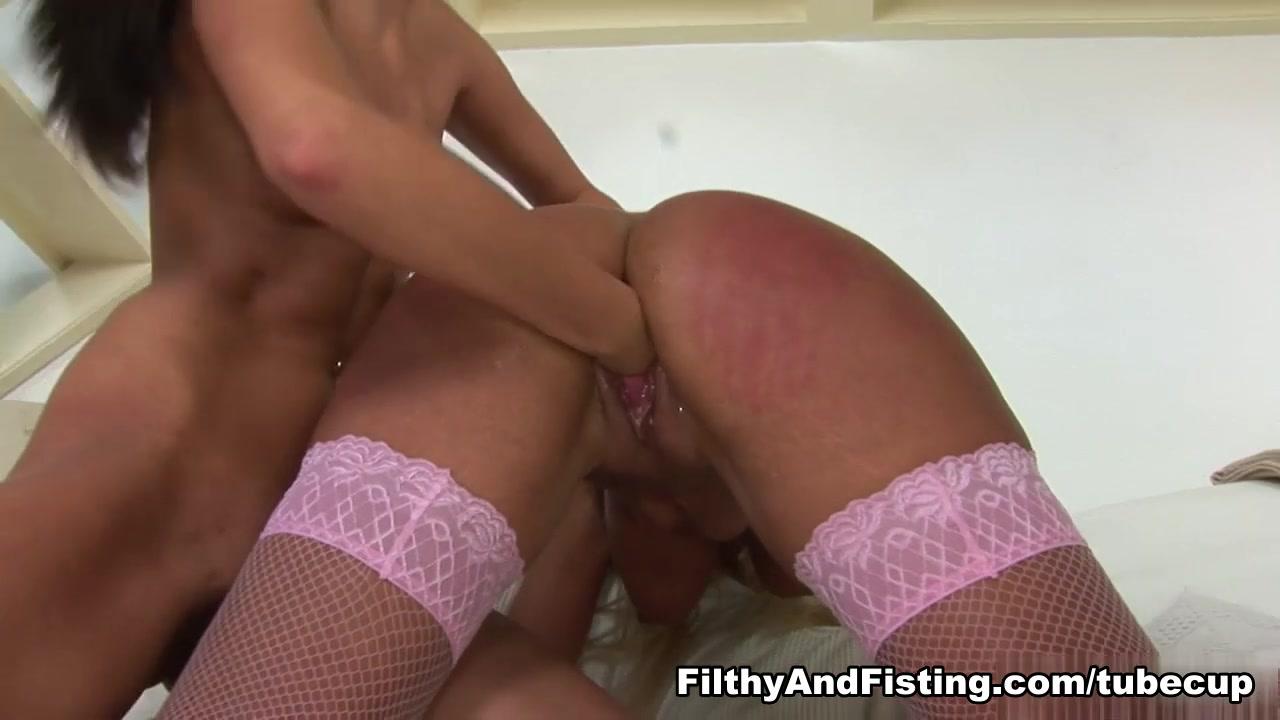 Masturbation fucker Ass lesbea