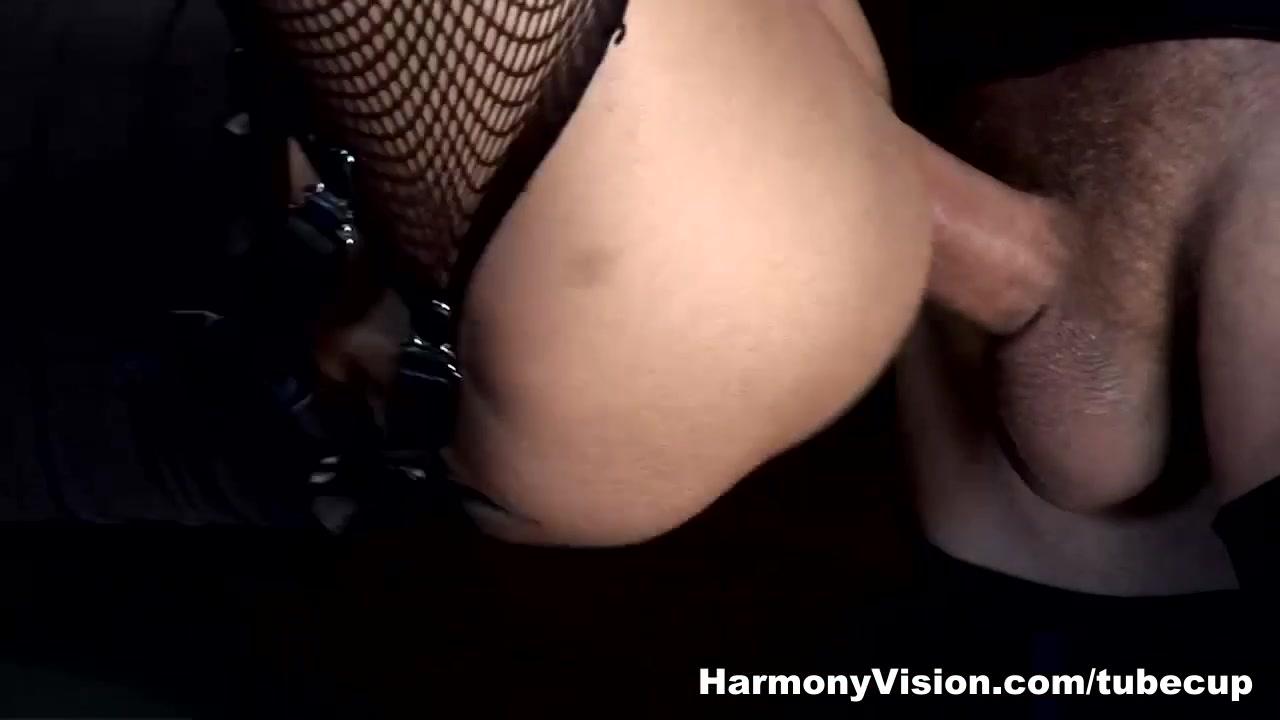 Porn pic Granny interracial anal