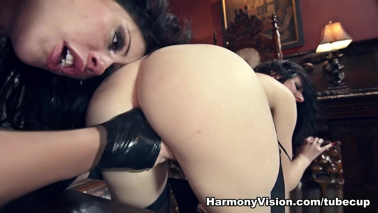 Domination blowjob