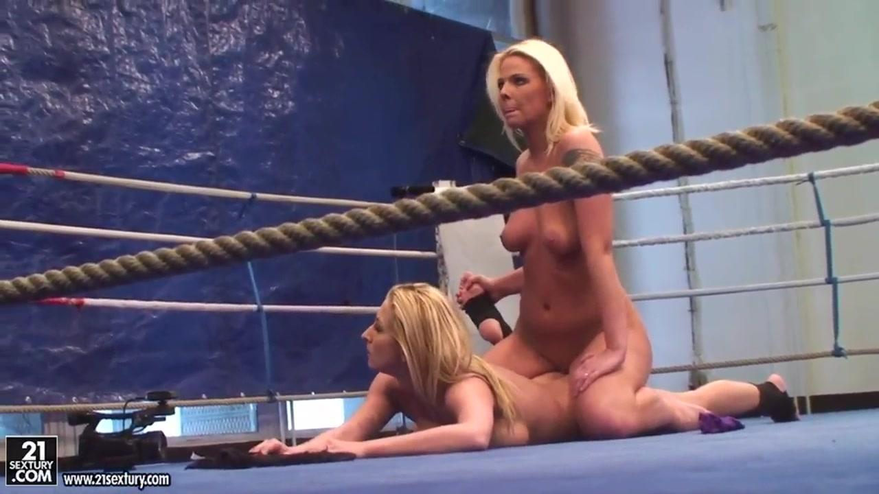 Lingerie in massive tits