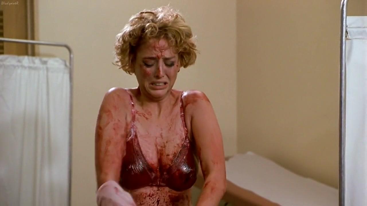 Candyman (1992) Virginia Madsen Live nude women art