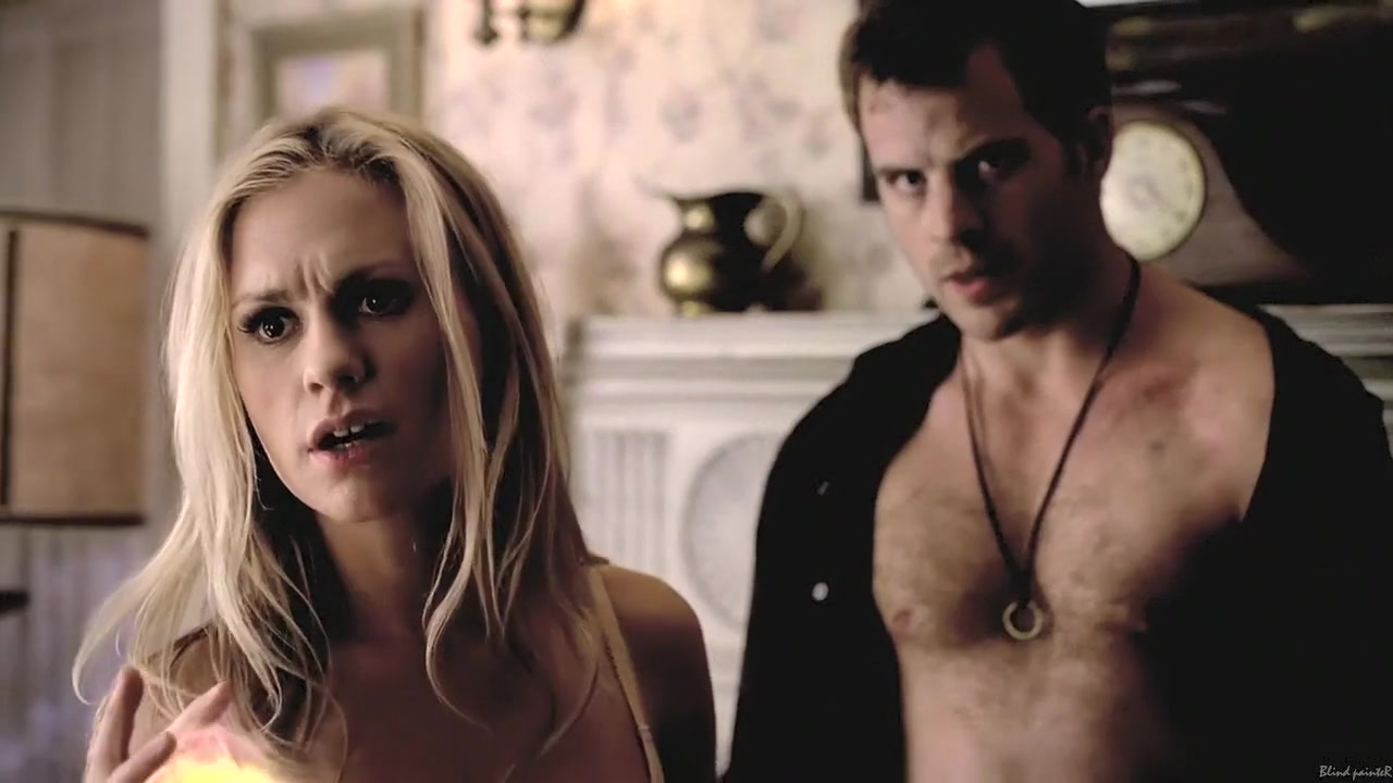 True Blood S06E05 (2013) Anna Paquin Girl born with two pussies gallery