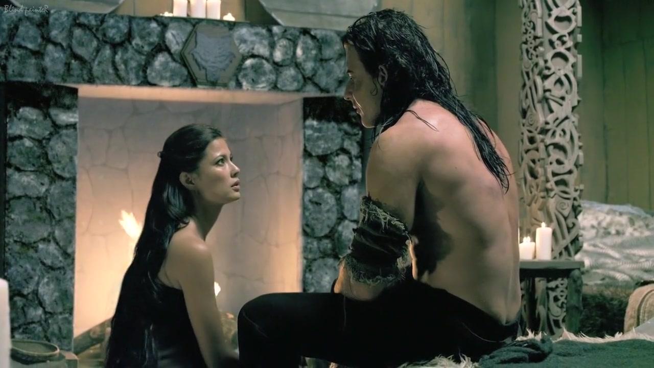 Vikingdom (2013) Natassia Malthe Nicolette Shea Sex Videos