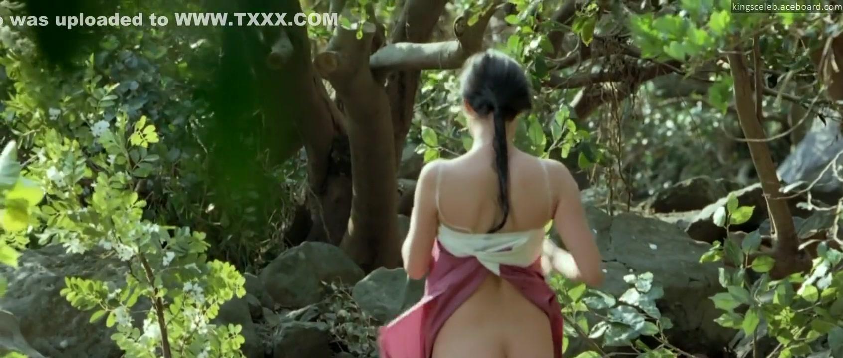 Carmella Santiago Strokes Out His Cum Porn pic