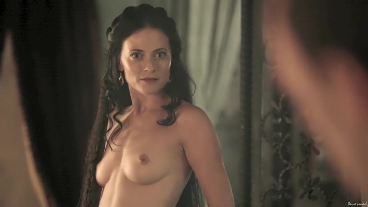 Da Vincis Demons S01 (2013) Lara Pulver he hes him his naked