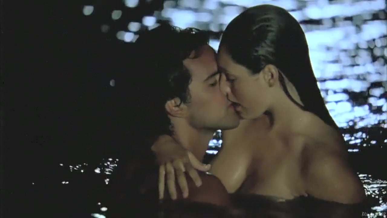 Survival Island (2005) Kelly Brook Halle Berry Nude Scene Monsters Ball