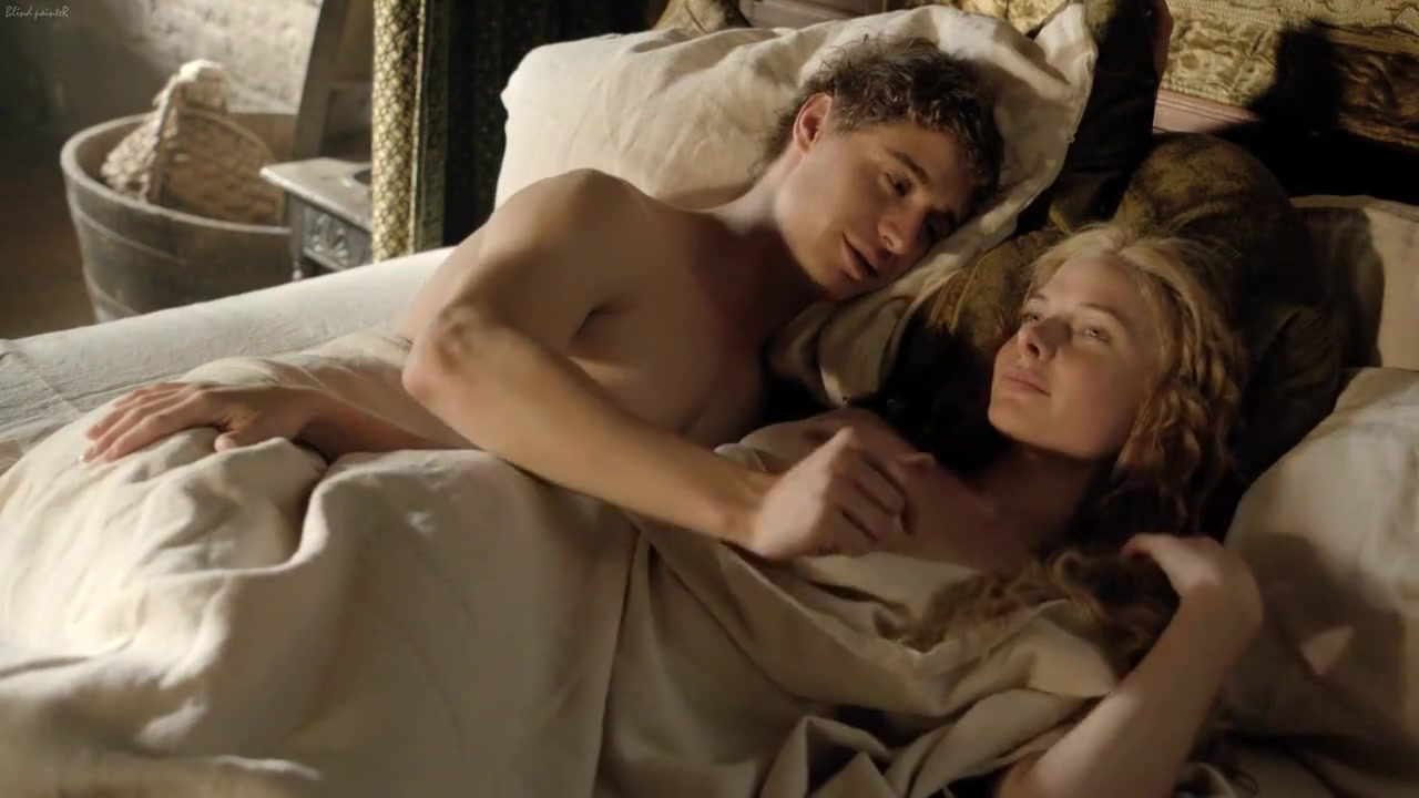 The White Queen S01E01 (2013) Rebecca Ferguson fotos de mujeres teniendo sexo