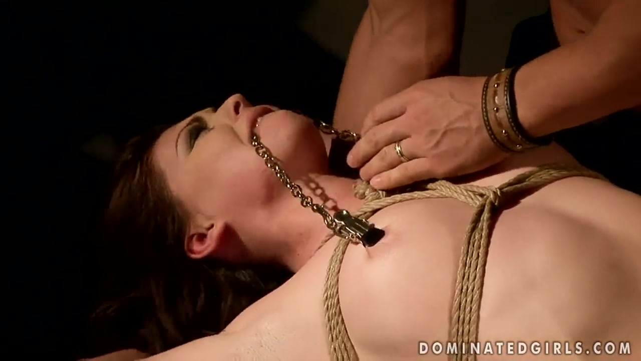 Long haired babe rubbing her smooth clit FuckBook Base