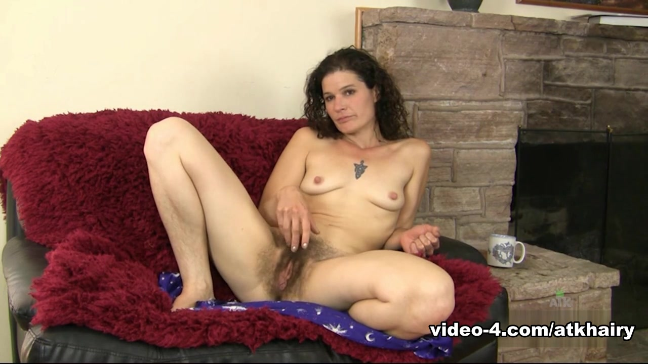 Mature in swimsuit shows hairy pussy Quality porn