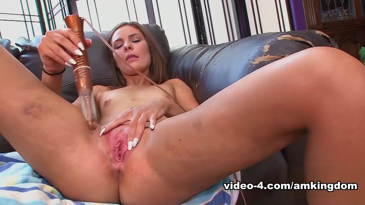 Nude photos Milk skin brunette on lesbian massage