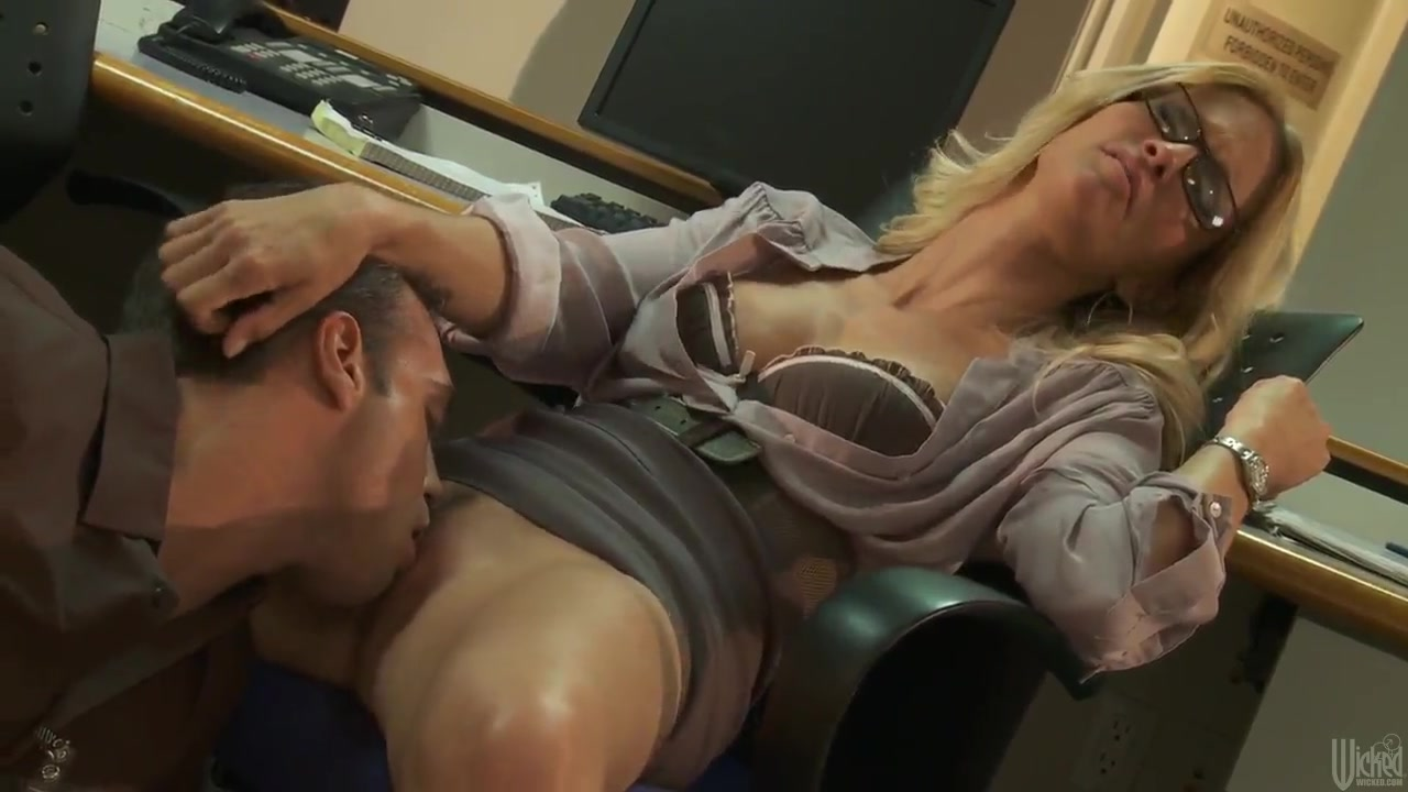 Hot office fuck with blond babe jessica drake Girls looking for sex extrabe