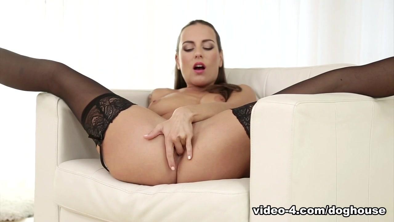 Crazy pornstars Mea Melone, Tina Kay in Horny Solo Girl, Stockings sex clip
