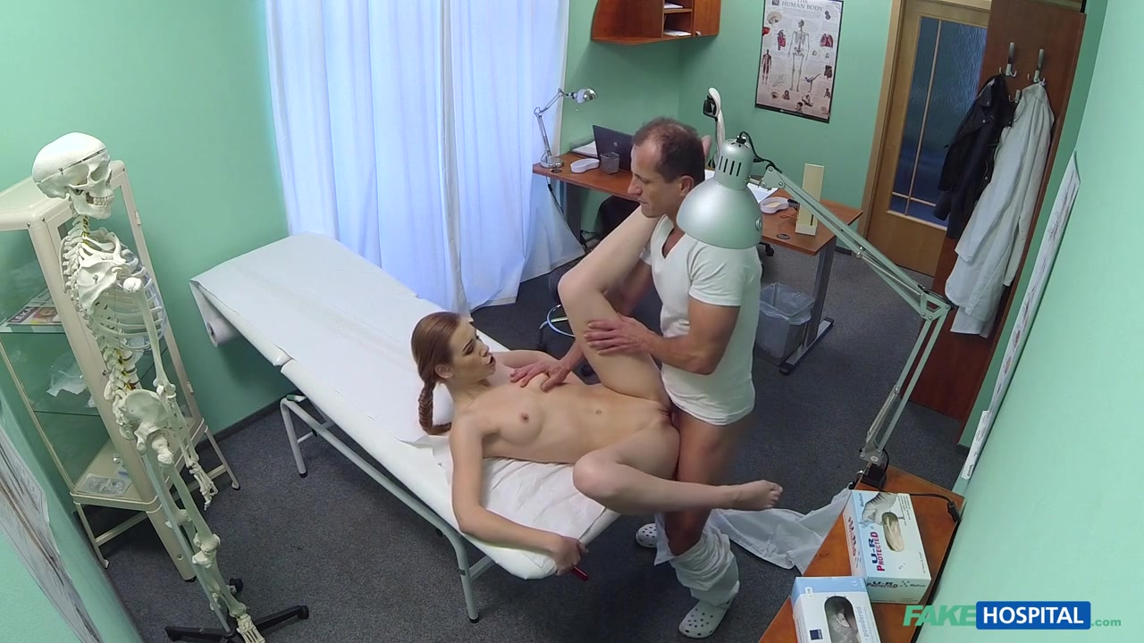 Amazing pornstar in Horny Redhead, Medium Tits adult movie Brunette natural tits black shirt and shorts