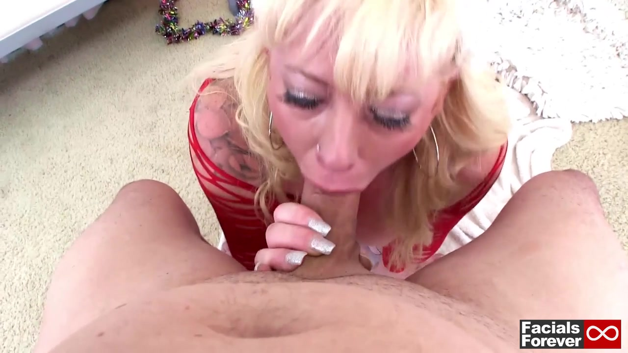 Best pornstars in Fabulous Facial, Blonde xxx video Big round titties swinging