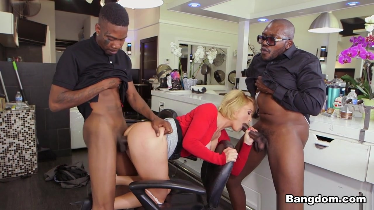Exotic pornstar Krissy Lynn in Crazy Blonde, Big Ass sex scene mom get fucked hard