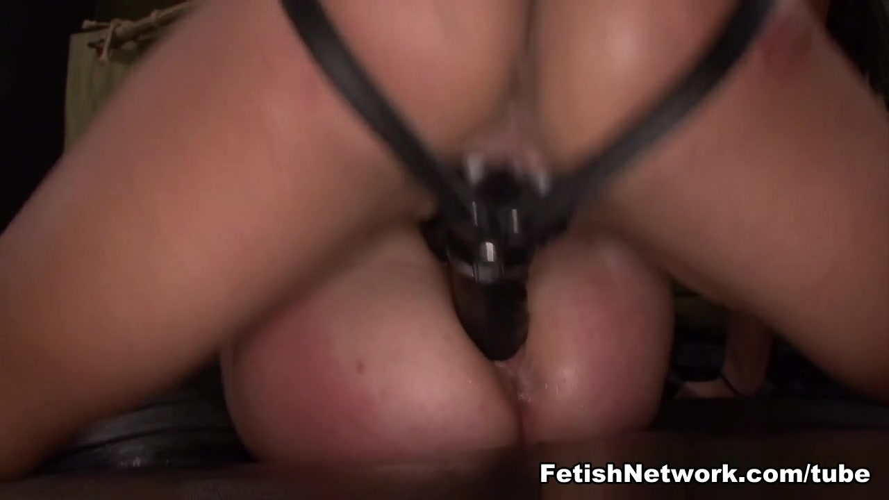 Up breasts tied