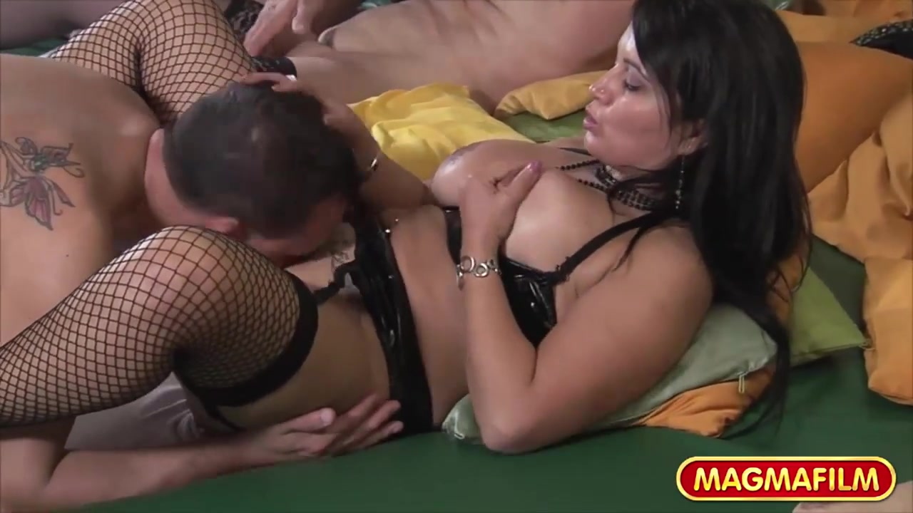 Threesome gallery post Porn clips