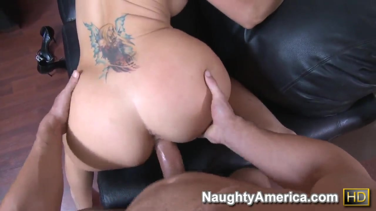 Blonde milf is interracially plunged Sex photo