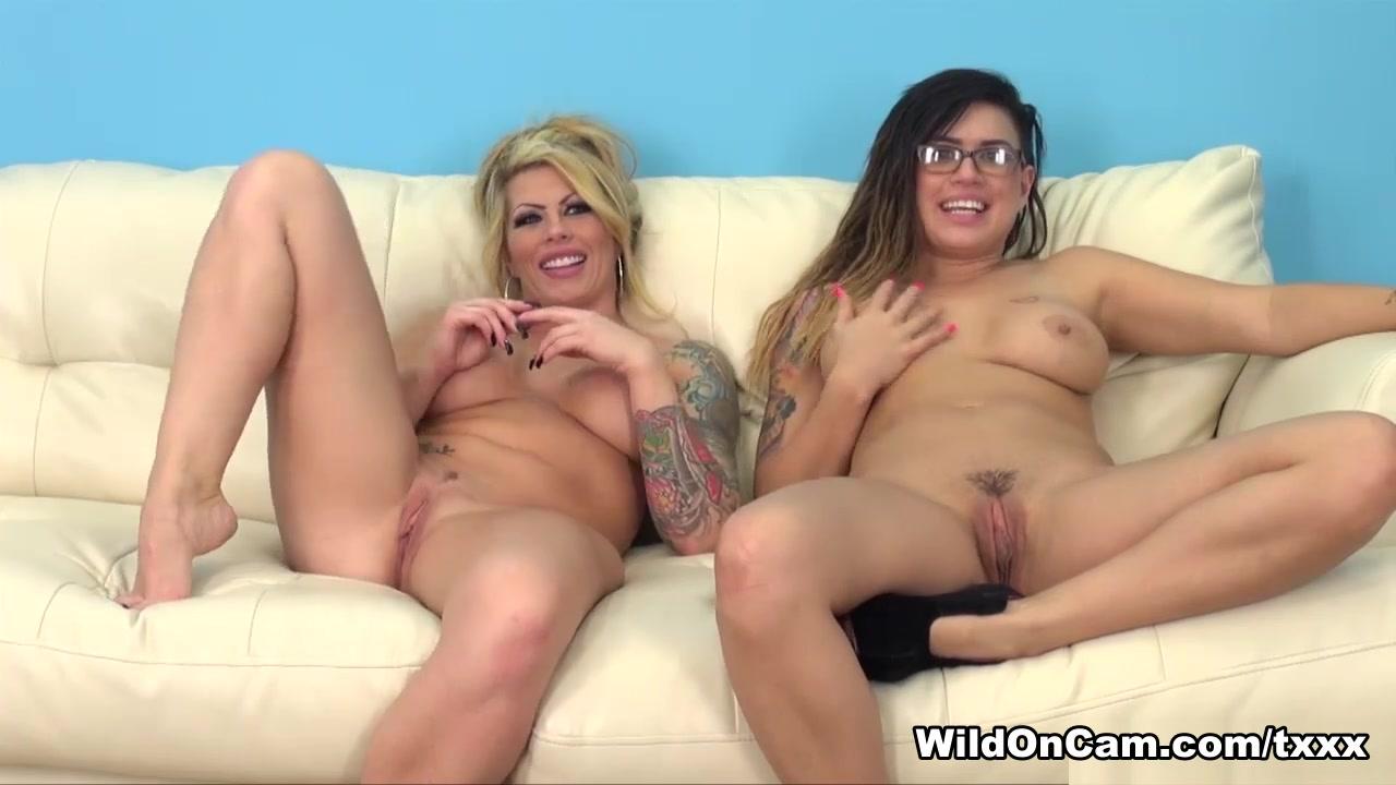 Hot xXx Video Hot babes fake boobs