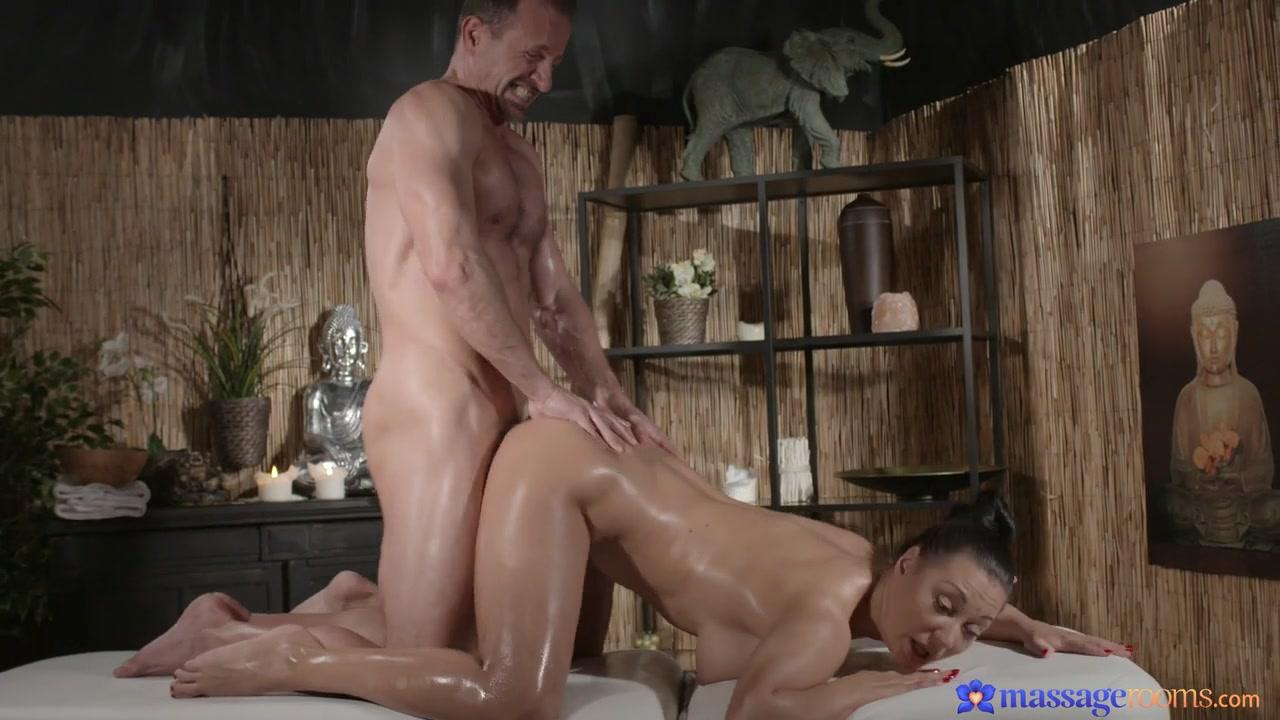 Incredible pornstars George, Eva Ann in Crazy Brunette, Massage adult video