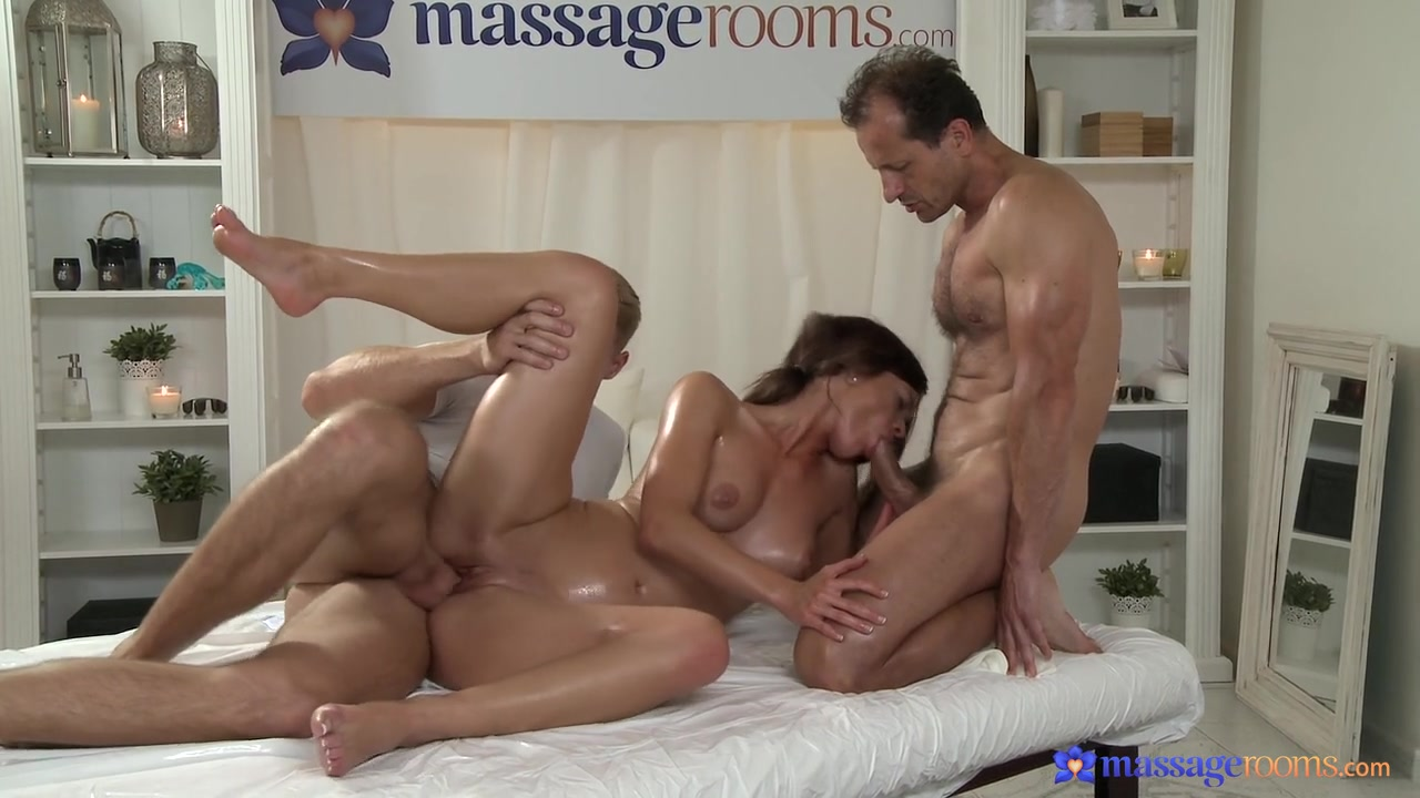 Crazy pornstars Kelly White, Ken Yontz, George in Best Massage, College porn movie white women asian men porn