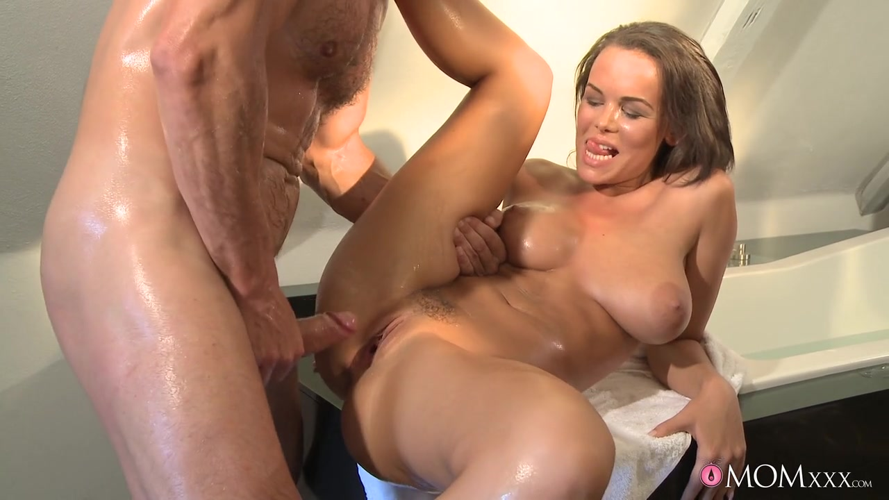 Horny pornstars Linette, George in Fabulous Redhead, Big Tits adult video Bdsm rough sex movie post pierced