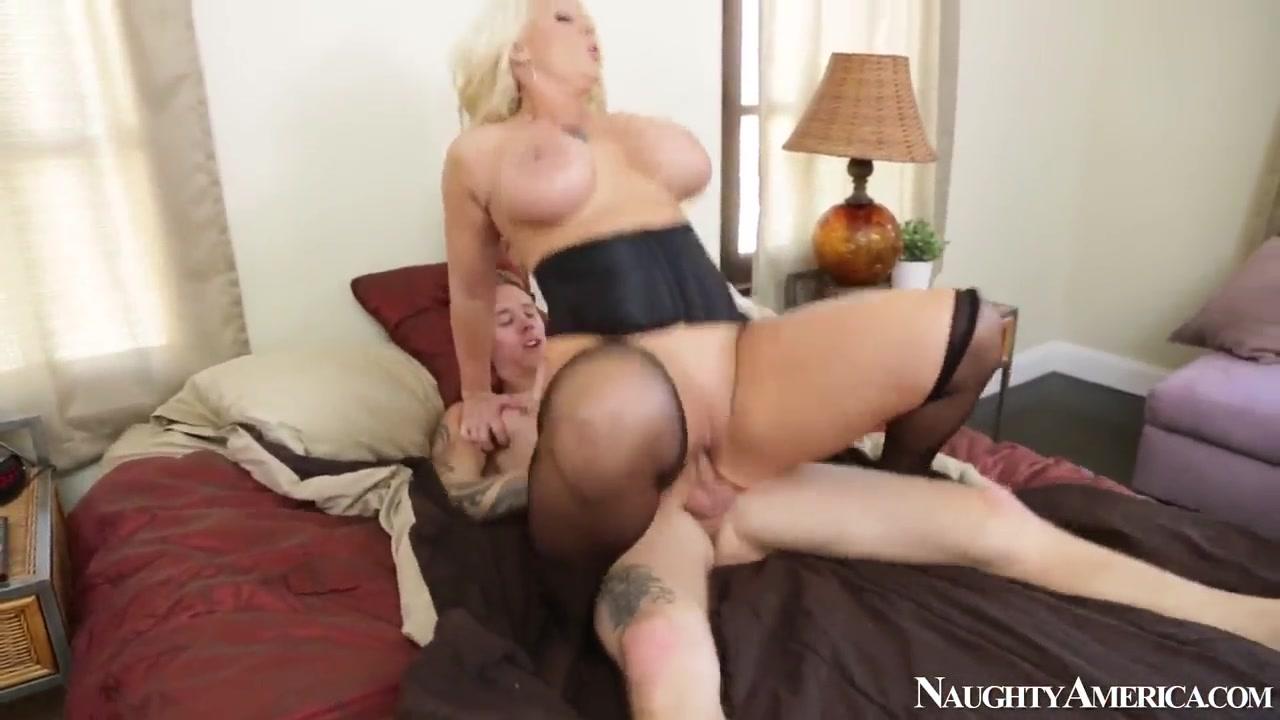 Nude milf brunette kitchen New porn