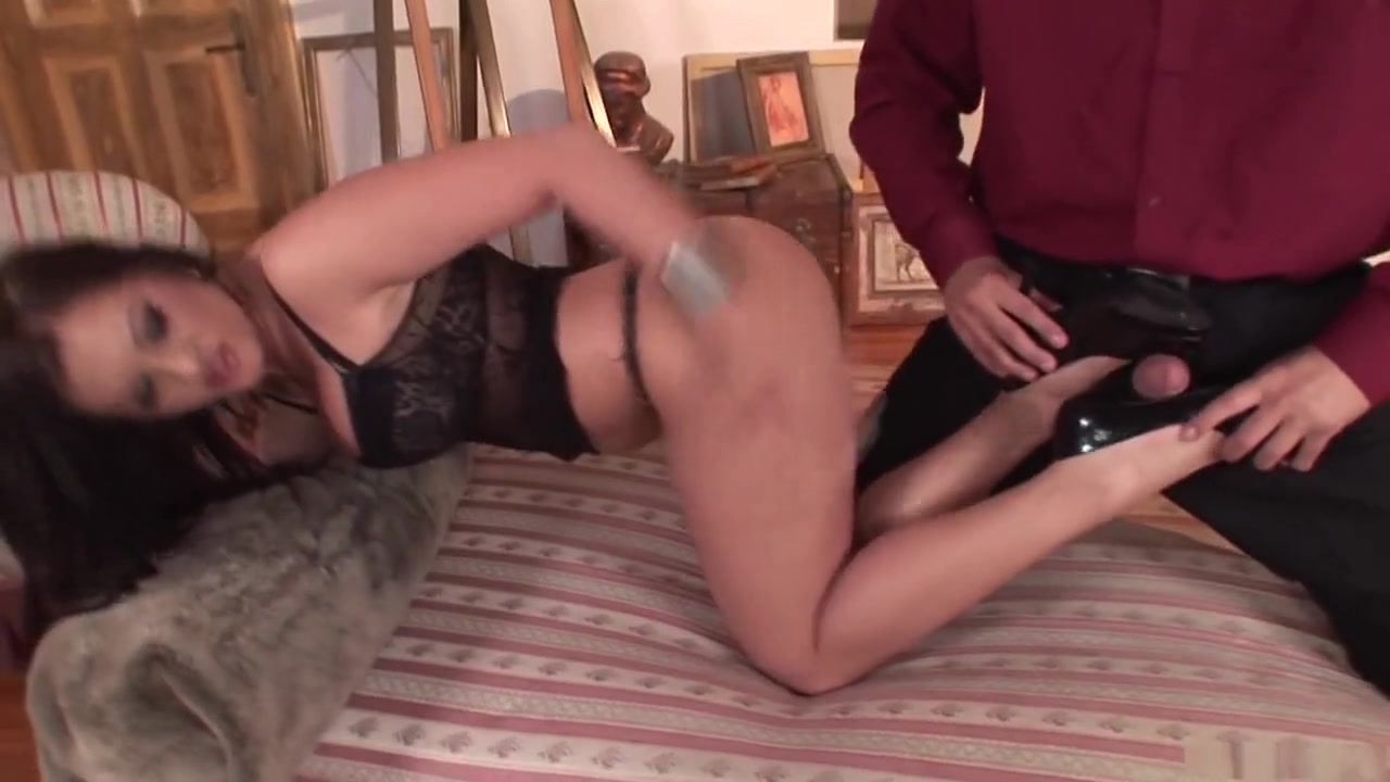 Mature silky soles Sexy xxx video
