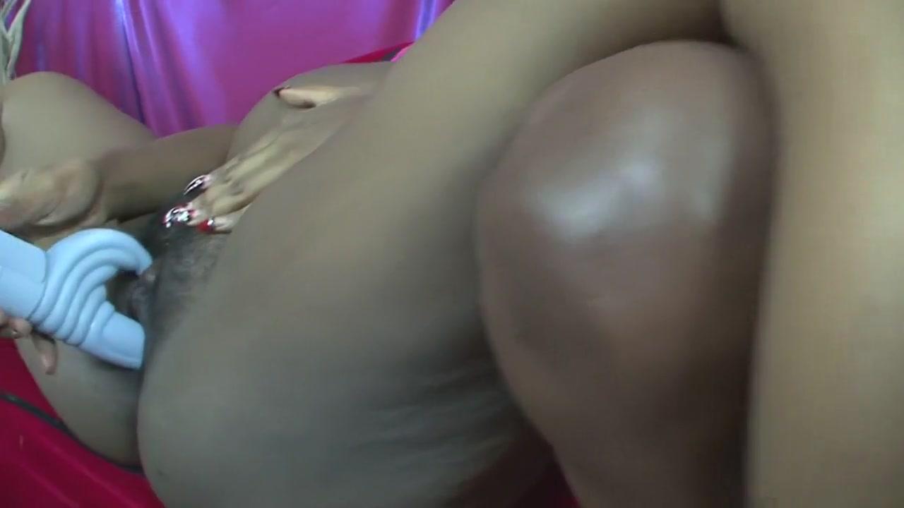 Video ebony porno black