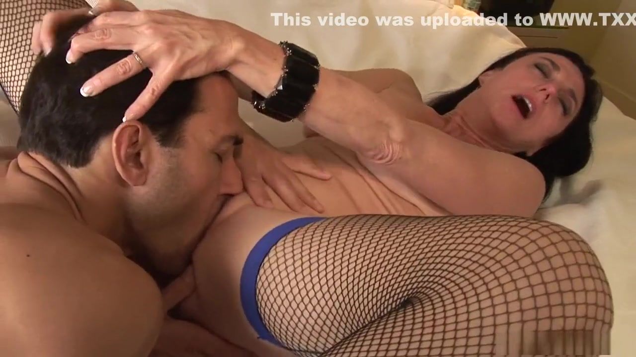Porn clips Big breasts and stockings