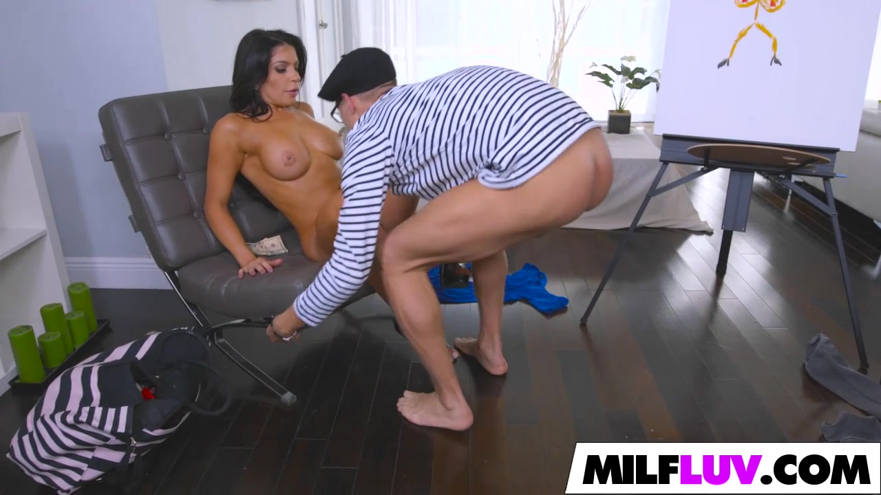 Porn Pics & Movies Cumshot collection with german milf