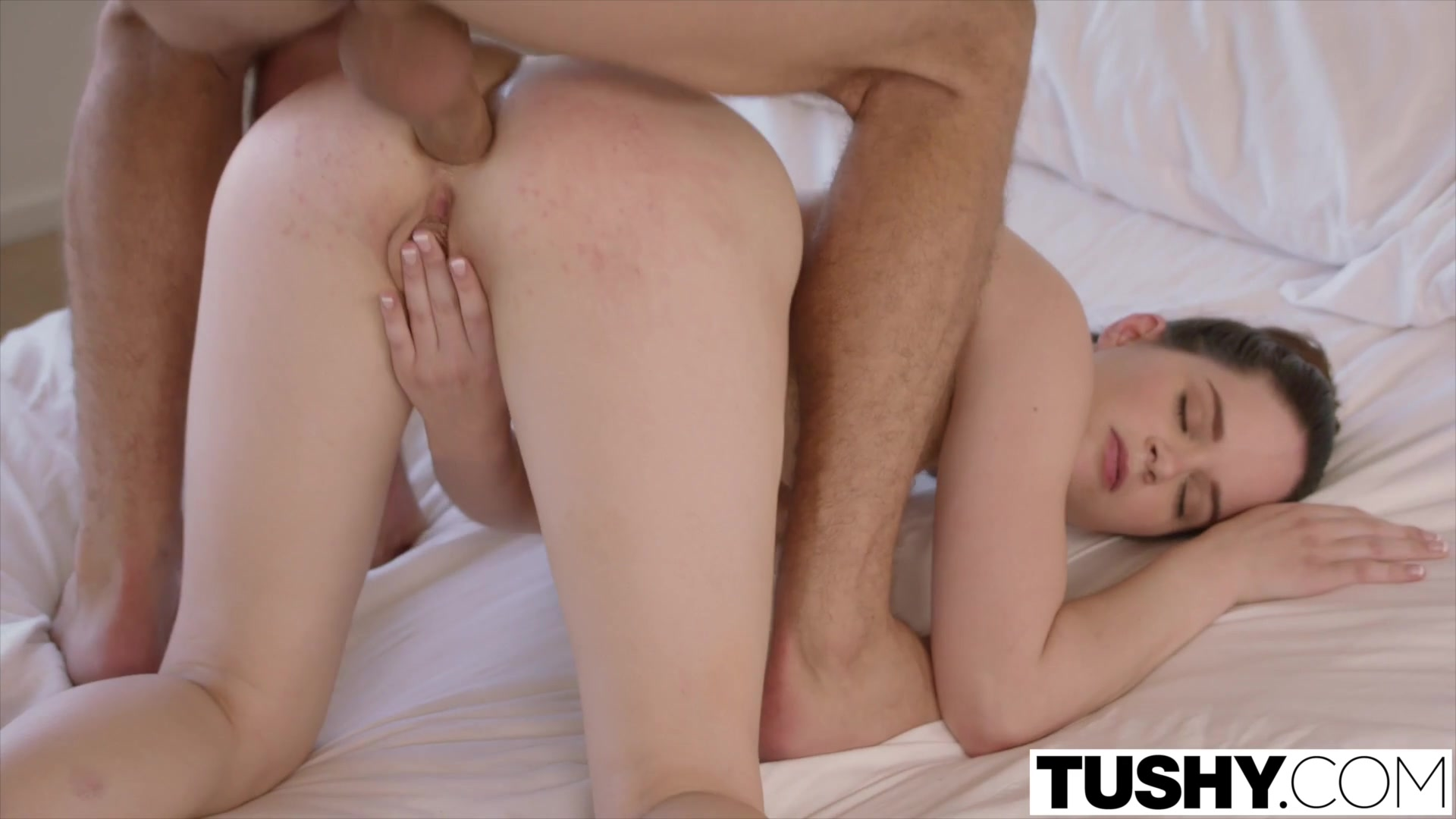 TUSHY Young Ballerina Explores Anal Sex with her Teacher tiffany teen sex