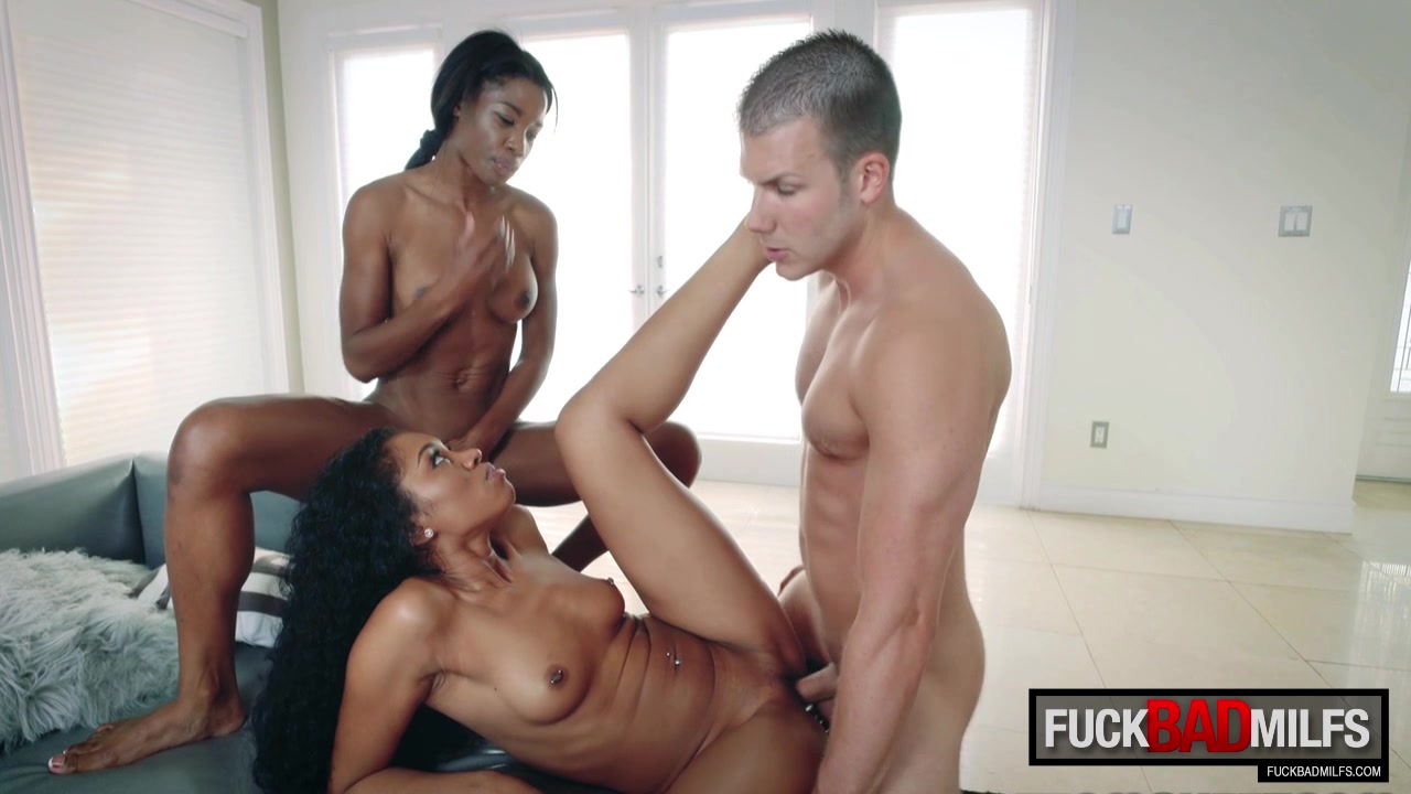 Porno photo Ebony angels