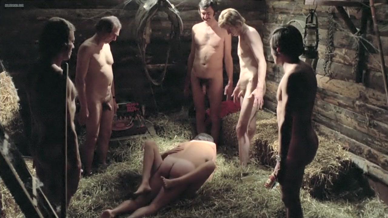 Karin Hofmann, Monica Marc - Die Bett-Hostessen (1973) Long hair naked asian girls