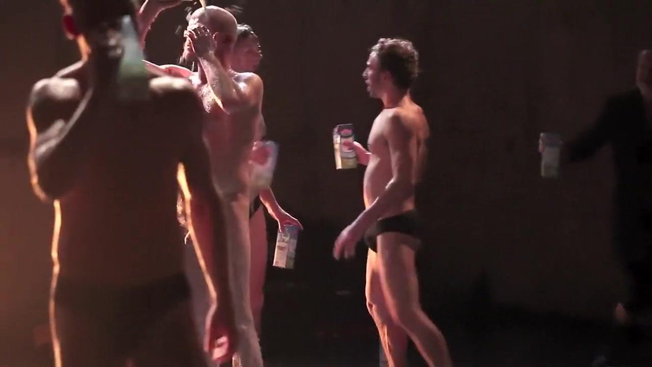 Naked Porn tube Lesbian Oil Message
