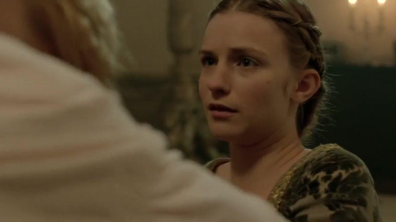 Rebecca Ferguson - The White Queen S01E03-E05 (2013) Free Porno Hf