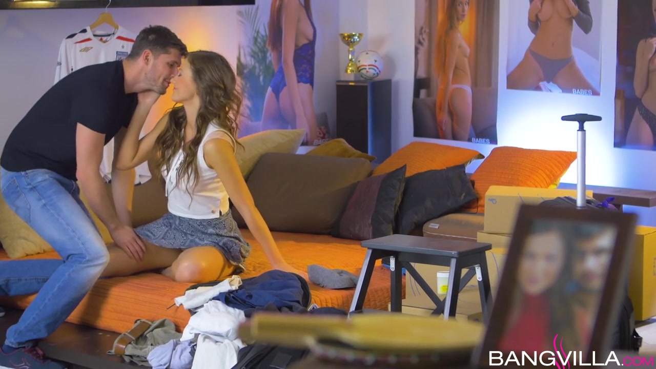 Tina Kay in Leaving on a Jet Plane Voluptuous nudists