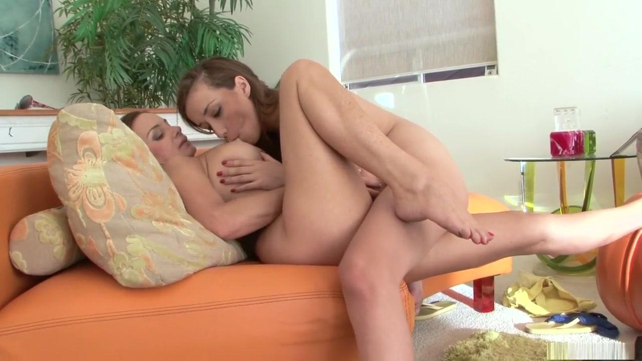 POV lesbion horny fuckk