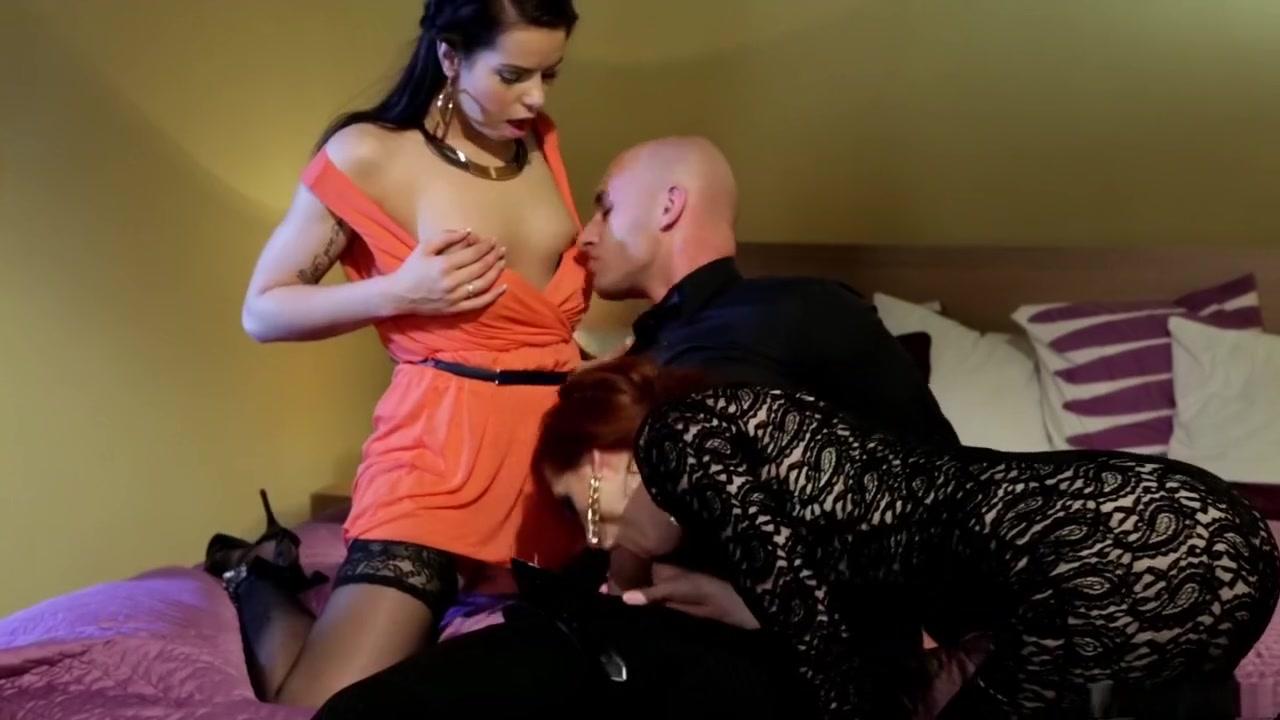 Porn clips Porno in stockings