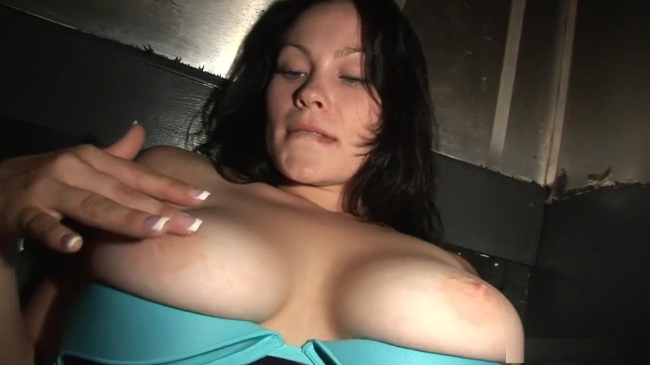 Brunette big tits fuck Sexy xxx video