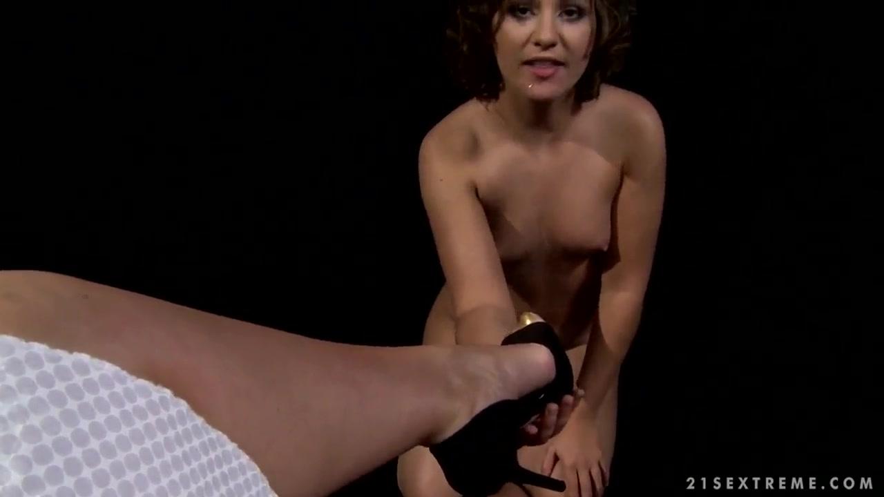 A wearing sexy thong girl
