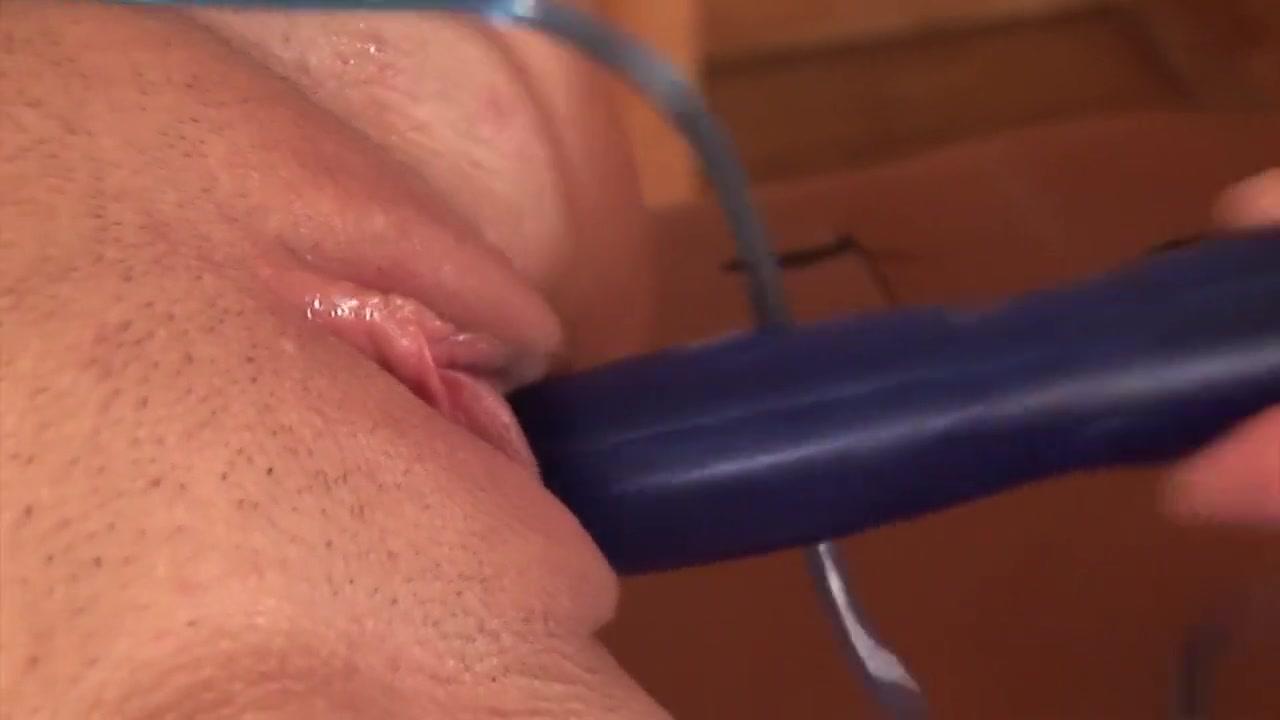 With ass Brunette hot